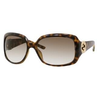 Gucci 'GG3164/S' Havana Sunglasses