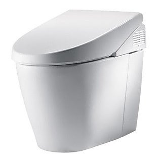Toto Neorest Cotton White Washlet Intergrated Toilet