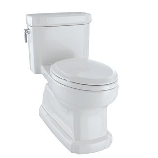 Toto Eco Colonial White One-piece Toilet