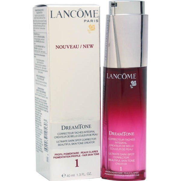 Lancome Dreamtone Beautiful Skin Tone Creator # 1 Fair Skin Tone Ultimate Dark Spot Corrector