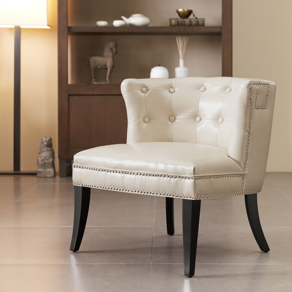Bianca Cream Accent Chair
