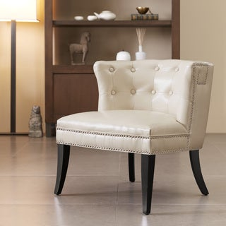Bianca Cream Accent Chair