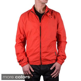 Men's Packable Windbreaker Jacket