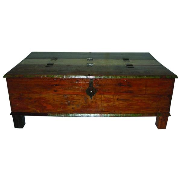 Beech Box Coffee Table