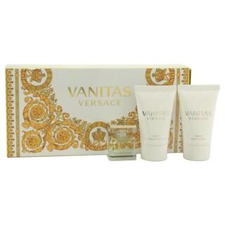 Vanitas Versace Women's 3-piece Mini Gift Set