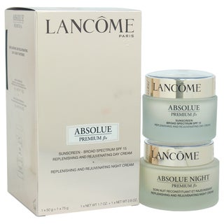 Lancome Absolue Premium Bx Replenishing/ Rejuvenating Day-Night Partners 2-piece Set