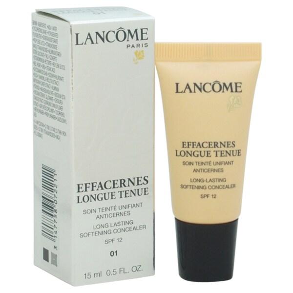 Lancome Effacernes SPF12 # 01 Beige Pastel Long Lasting Softening Concealer