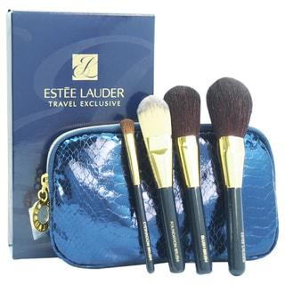 Estee Lauder Portable Makeup Brush Collection Women's 5-piece Set