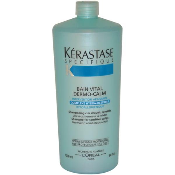 Kerastase Specifique Bain Vital Dermo-Calm 34-ounce Shampoo