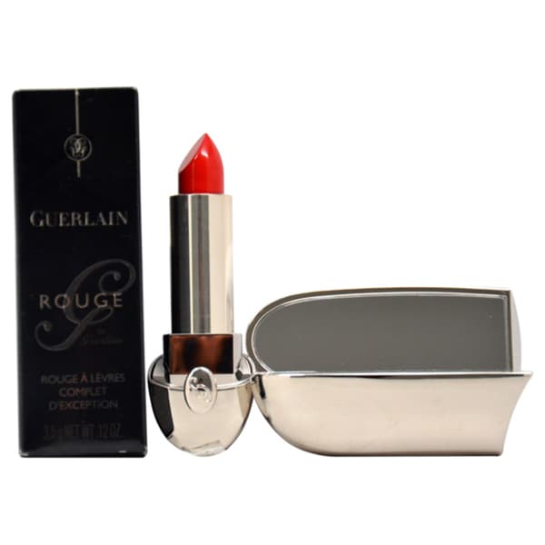 Guerlain Rouge Exceptional 27 Gilda Complete Lipstick
