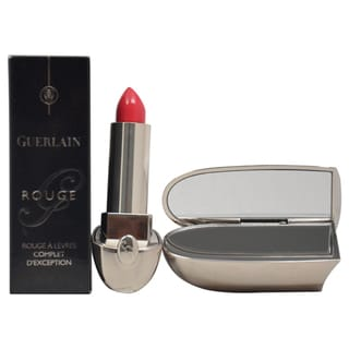 Guerlain Rouge Exceptional 76 Gracy Complete Lipstick