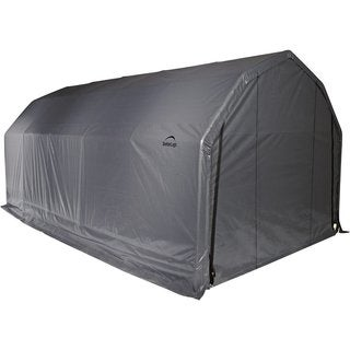 Shelterlogic 97053 Grey Outdoor Storage Shelter