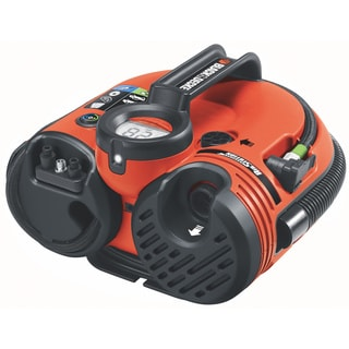 Black & Decker High Performance Cordless 12V AirStation Inflator