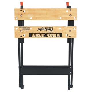 Black & Decker Workmate 125 Portable Project Center