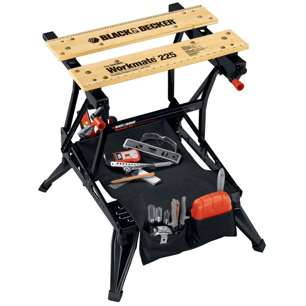Black & Decker Workmate 225 Portable Project Center