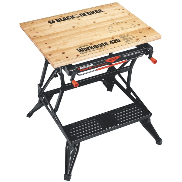 Black & Decker Workmate 425 Portable Project Center