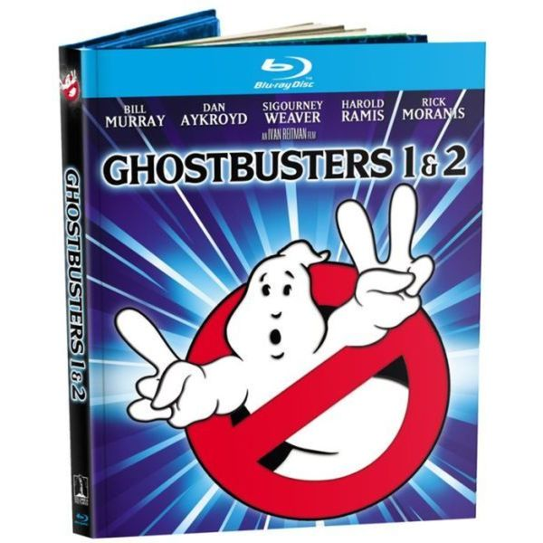 Ghostbusters 1 & 2 (DigiBook) (Blu-ray Disc) 13295355