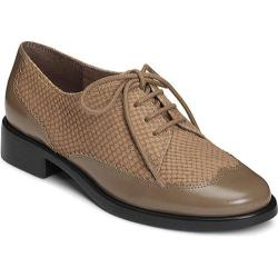Women's Aerosoles Accomplishment Taupe Snake Embossed Leather