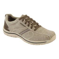Men's Skechers Relaxed Fit Expected Braiden Sneaker Khaki