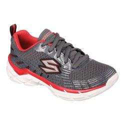 Boys' Skechers Rive Seize Sneakers Charcoal/Red