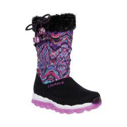 Girls' Skechers Skech-Air Air Chills Boots Black/Multi