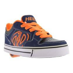 Children's Heelys Motion Navy/Orange/White