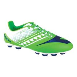 Men's Diadora DD-NA 3 R LPU Soccer Cleat Fluo Green/White