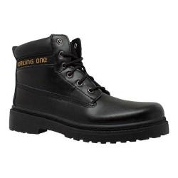 Men's AdTec 9637 6in Work Boot Black
