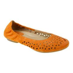 Women's Earth Breeze Burnt Orange Suede
