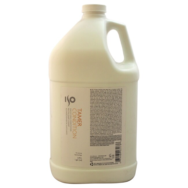 ISO Tamer Conditioner Smoothing 1 Gallon Conditioner