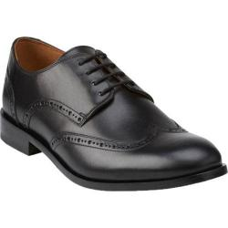 Men's Bostonian Vesey Free Wing Tip Oxford Black Leather