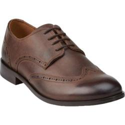 Men's Bostonian Vesey Free Wing Tip Oxford Brown Leather