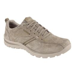 Men's Skechers Relaxed Fit Superior Ablative Sneaker Light Brown