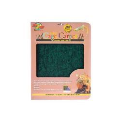 Terrarium Cage Carpet 20x10 - Assorted Colors 2pk