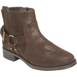 Women's Aerosoles Sweet Ride Ankle Boot Brown Faux Leather