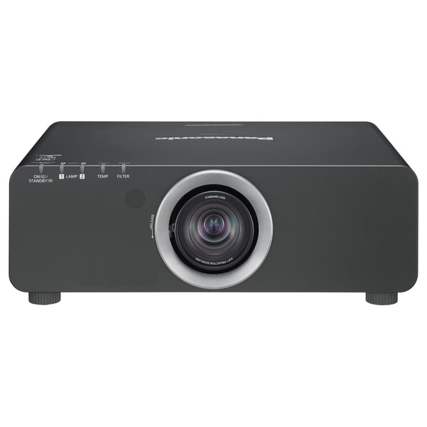 Panasonic PT-DW640UK DLP Projector - 720p - HDTV - 16:10