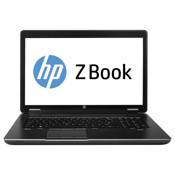 "HP ZBook 17 17.3"" LED Notebook - Intel Core i7 i7-4900MQ Quad-core (4"