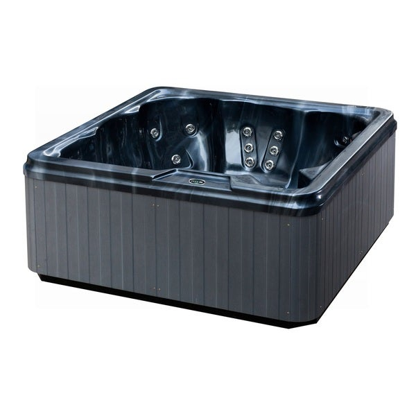Aston Midnight Opal 6-person 32-jet Dual Insulation Lounge Hot Tub