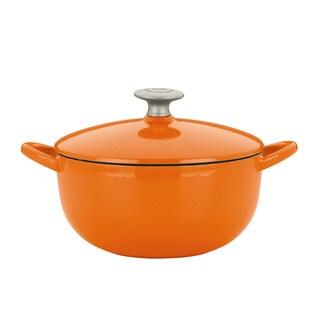 Mario Batali by Dansk 4-quart Persimmon Soup Pot
