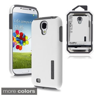 Incipio Shock absorbing Dual Pro Case Hybrid Case for Samsung Galaxy S4/ S IV