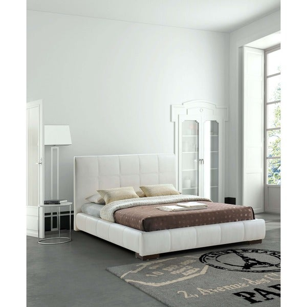 Amelie White Bed