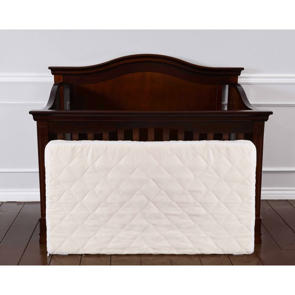 Natural Crib Mattress in White