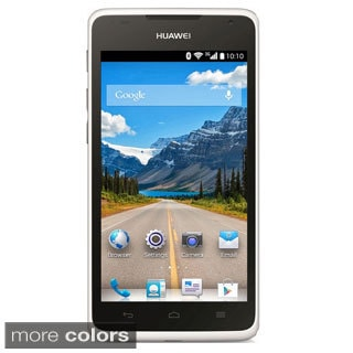 HUAWEI Ascend Y530 Unlocked GSM Android Cell Phone - White
