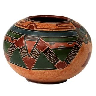 Contemporary Pre-Columbia Decorative Vase (Nicaragua)