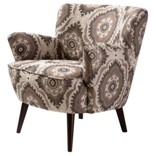 Sophie Geometric Accent Chair