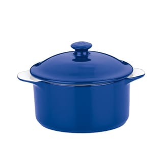 Mario Batali by Dansk Blue Covered Casserole Dish