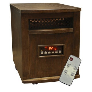 Sunheat Thermal Wave Electric Portable Espresso Infrared Heater with Remote Control