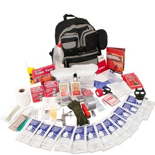 Urban Survival Preparedness and Disaster Survival 2-person Bug Out Bag