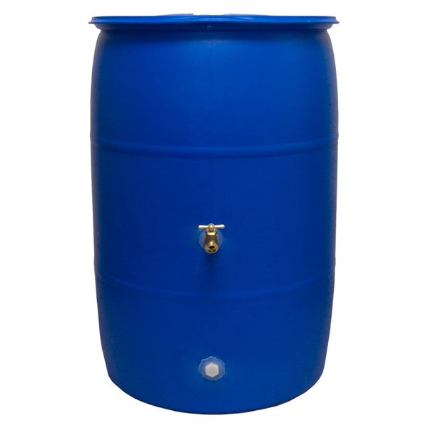 Big Blue 55-galon Barrel
