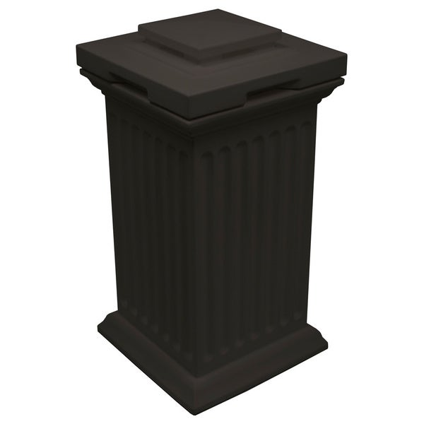 Savannah Column Waste Bin